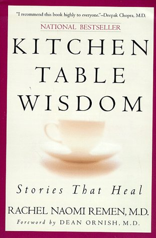 Kitchen Table Wisdom Stories That Heal  1996 edition cover