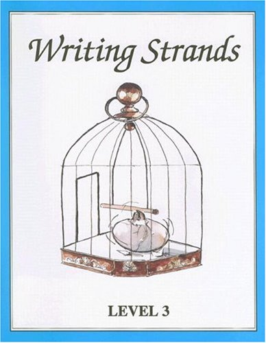 Writing Strands Level 3 N/A edition cover
