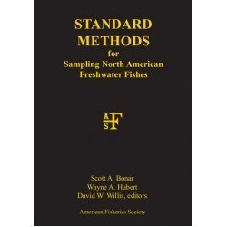 Standard Methods for Sampling North American Freshwater Fishes N/A edition cover