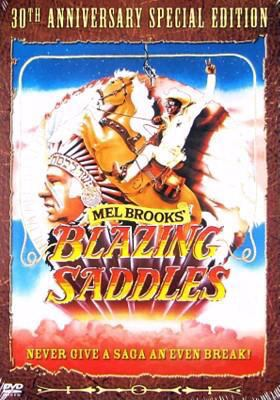 Blazing Saddles (30th Anniversary Special Edition) System.Collections.Generic.List`1[System.String] artwork