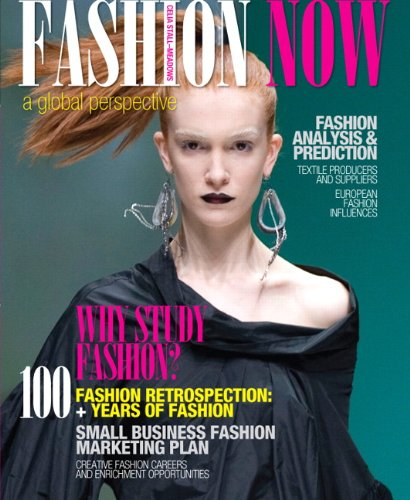 Fashion Now A Global Perspective  2011 edition cover