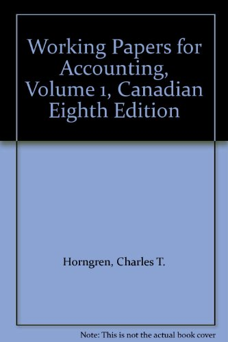 Accounting, Chapters 1-23  8th 2011 9780137055104 Front Cover