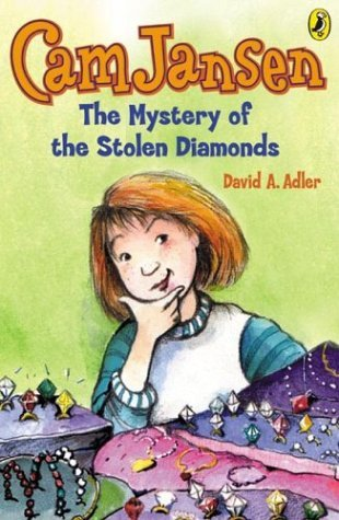 Mystery of the Stolen Diamonds   1980 edition cover