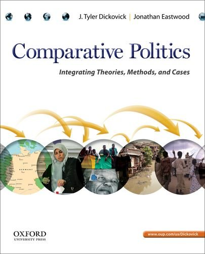 Comparative Politics Integrating Theories, Methods, and Cases N/A edition cover
