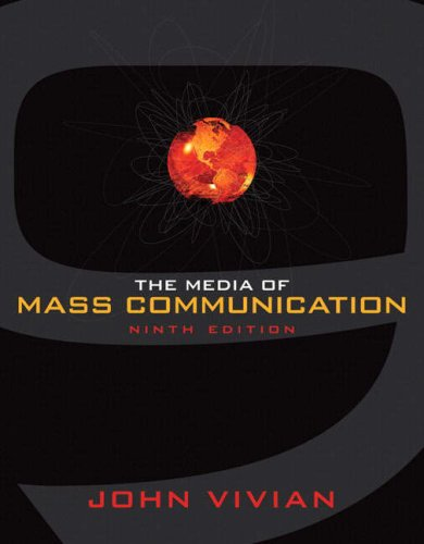 Media of Mass Communication  9th 2009 9780205521104 Front Cover