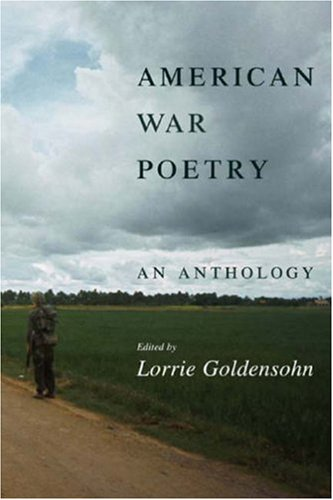 American War Poetry An Anthology  2006 edition cover