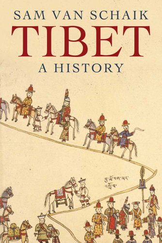 Tibet A History  2013 edition cover