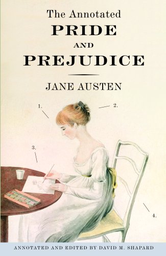 Annotated Pride and Prejudice   2007 (Annotated) edition cover