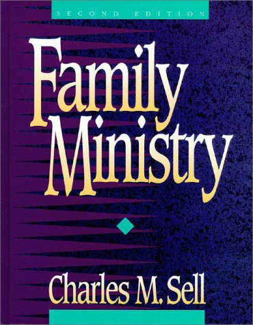 Family Ministry  2nd 1995 edition cover