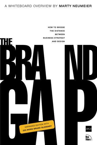 Brand Gap  2nd 2006 (Revised) edition cover