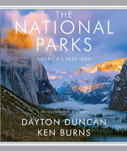 National Parks America's Best Idea N/A 9780375712104 Front Cover