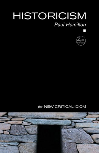 Historicism  2nd 2003 (Revised) edition cover