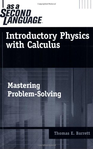 Introductory Physics with Calculus Mastering Problem-Solving  2006 edition cover