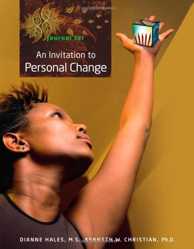 Invitation to Personal Change   2009 9780495557104 Front Cover