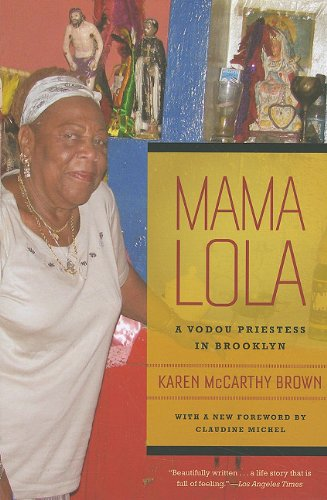 Mama Lola A Vodou Priestess in Brooklyn 3rd 2010 edition cover