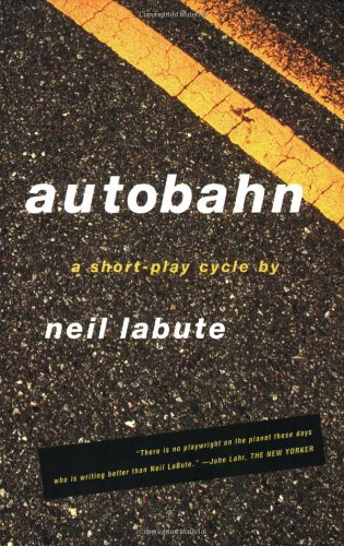 Autobahn A Short-Play Cycle  2005 edition cover