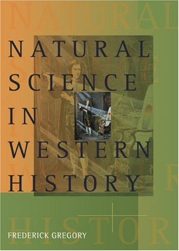 Natural Science in Western History   2007 edition cover