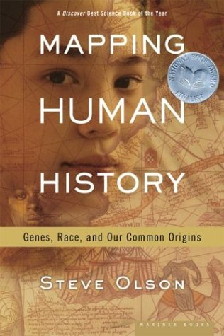 Mapping Human History Genes, Race, and Our Common Origins  2002 edition cover