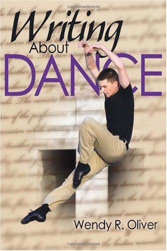 Writing about Dance   2010 edition cover
