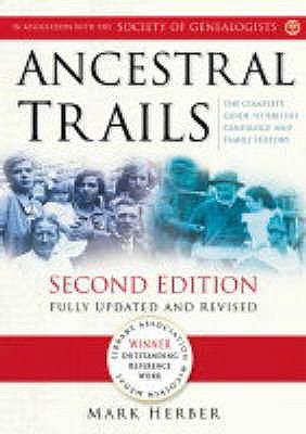 Ancestral Trails N/A edition cover
