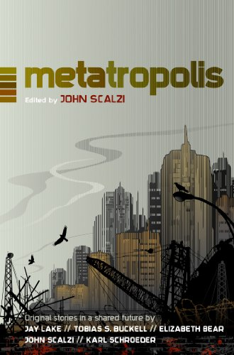 Metatropolis  N/A edition cover