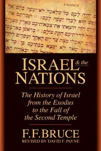 Israel and the Nations The History of Israel from the Exodus to the Fall of the Second Temple Revised edition cover