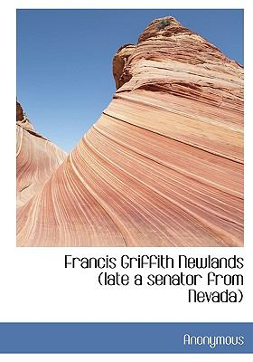 Francis Griffith Newlands N/A edition cover