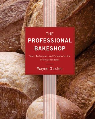 Professional Bakeshop  6th 2012 edition cover