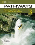 Pathways - Reading, Writing, and Critical Thinking   2013 edition cover