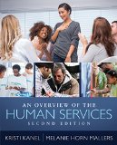 An Overview of the Human Services:   2015 edition cover