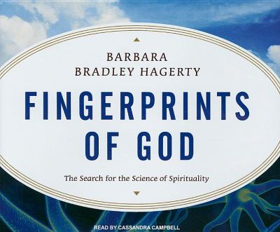 Fingerprints of God: The Search for the Science of Spirituality  2009 edition cover