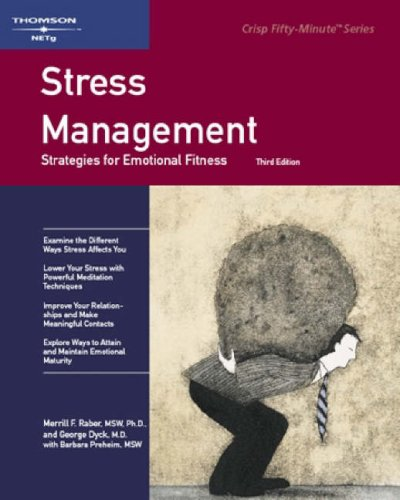 Stress Mangament Strategies for Emotional Fitness 3rd 2006 (Revised) edition cover
