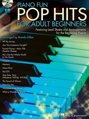 Piano Fun - Pop Hits for Adult Beginners  N/A edition cover