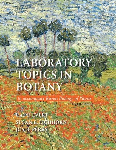 Laboratory Topics in Botany  8th 2013 (Revised) edition cover