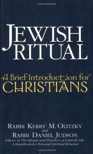 Jewish Ritual A Brief Introduction for Christians  2004 edition cover