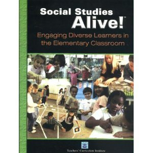 Social Students Alive 1st edition cover