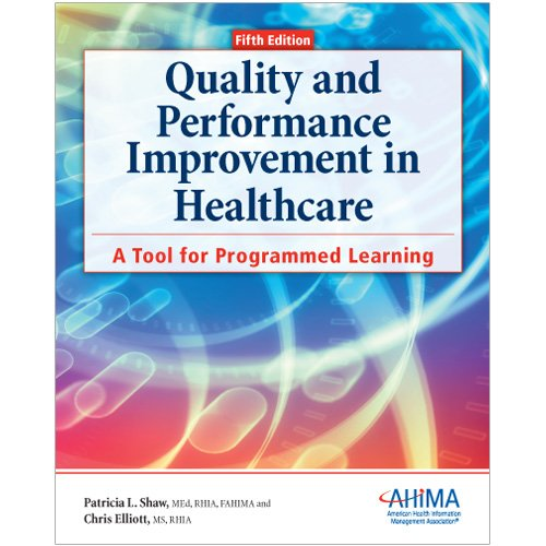 QUALITY+PERF.IMPROVEMENT IN HE N/A edition cover