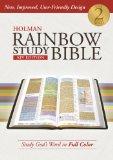 Holman Rainbow Study Bible: KJV Edition, Hardcover   2014 edition cover