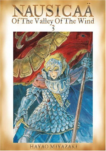 Nausica� of the Valley of the Wind  2nd 2004 edition cover
