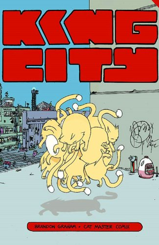 King City   2012 edition cover