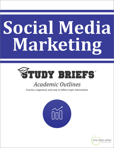 Social Media Marketing cover