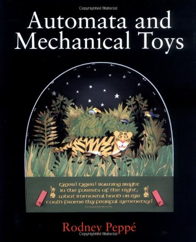 Automata and Mechanical Toys   2002 9781861265104 Front Cover