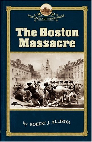Boston Massacre   2006 edition cover