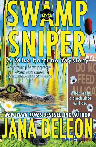 Swamp Sniper  N/A 9781940270104 Front Cover