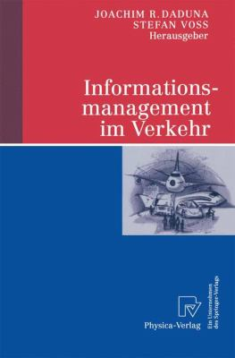 Informationsmanagement Im Verkehr:   2000 edition cover
