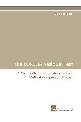 Lorelia Residual Test N/A 9783838113104 Front Cover