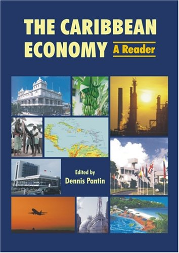 Caribbean Economy A Reader  2005 edition cover