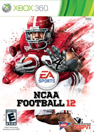 NCAA Football 12 - Xbox 360 Xbox 360 artwork
