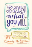Say What You Will  N/A edition cover