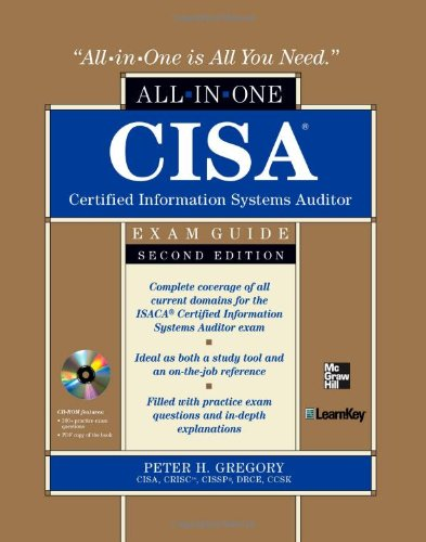 CISA Certified Information Systems Auditor  2nd 2012 edition cover